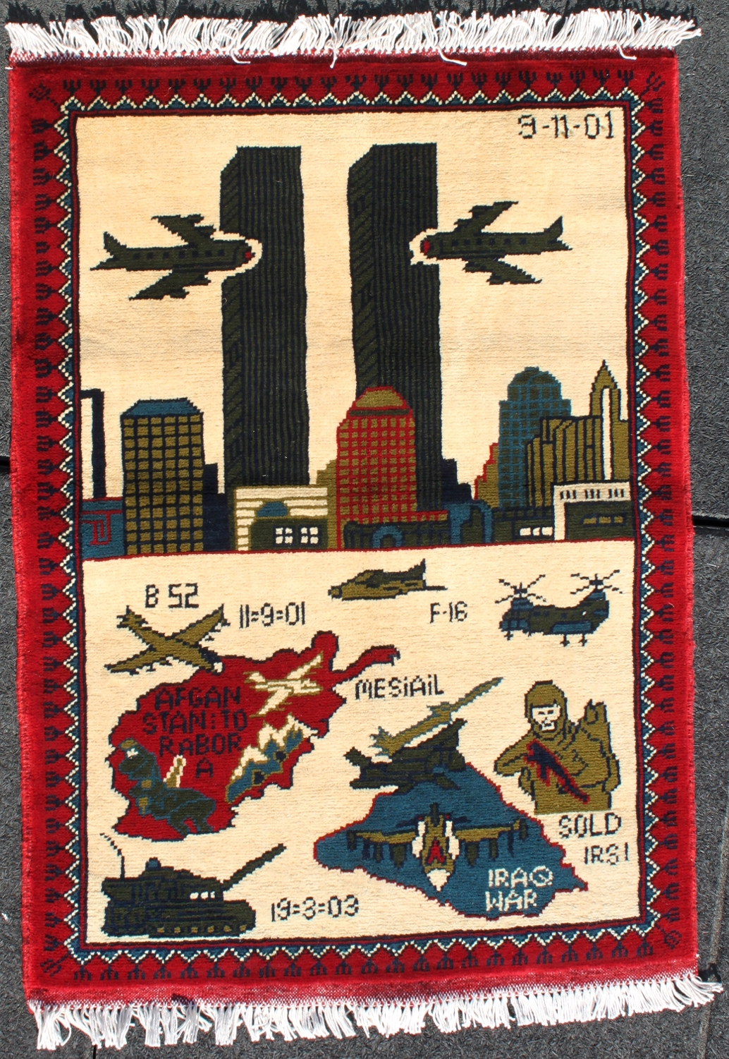 warrugs_twintower conflictfood
