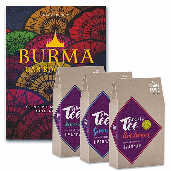 Myanmar gift set