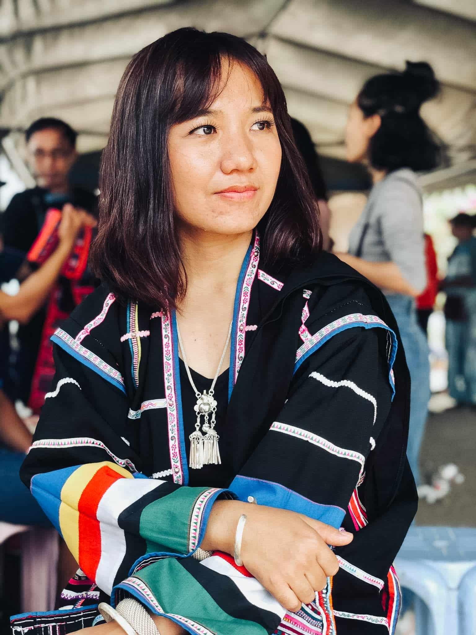 Ein Portrait von Bu Saw